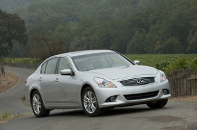 2011 Infiniti G25