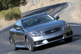 2011 Infiniti G37 IPL Coupe
